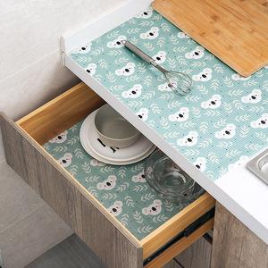 居家家考拉防油橱柜垫可裁剪抽屉纸鞋柜衣柜防水垫抽屉垫纸防潮垫