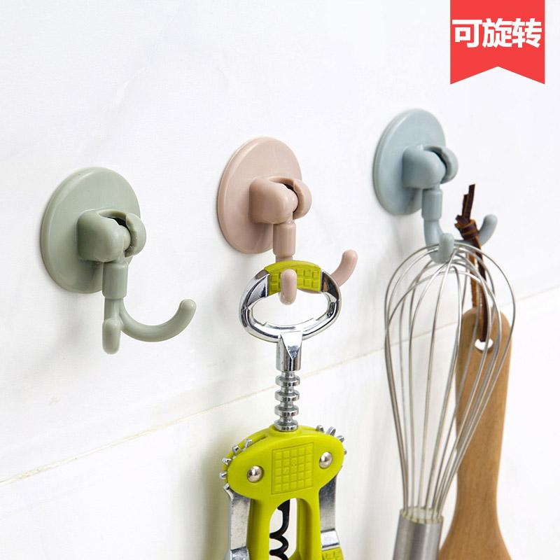 Домой домой шкаф вешать пролить подключить избежать гвоздь бесшовный палка стойка кухня ванная комната настенный ворота после вращение липучки