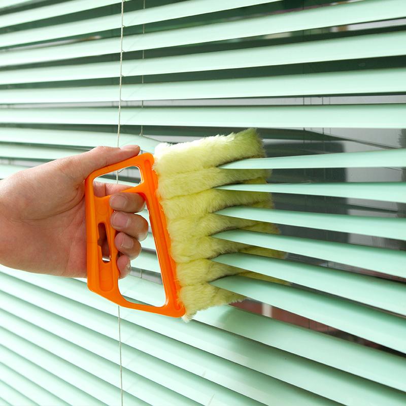 Домой домой шторы окно борьба развертка здравоохранения инструмент мыть щетка кондиционер на выходе пыль щетка разрыв очистка щеткой