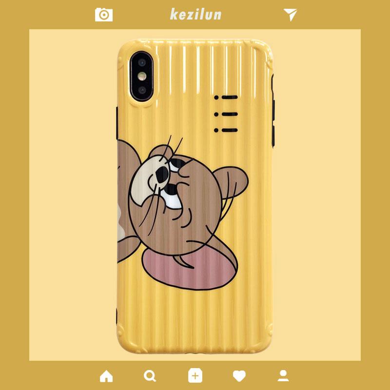 可爱卡通苹果11Pro/Max/X/XS/XR手机壳iphone7/8plus女券后14.90元