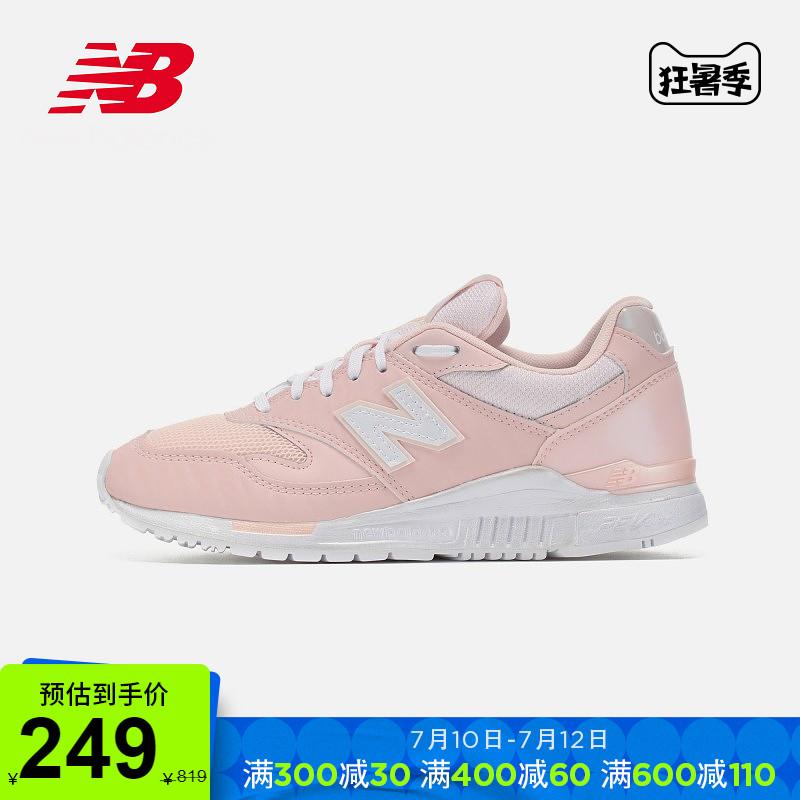 New Balance NB官方女鞋休闲运动鞋840系列WL840PP缓震舒适