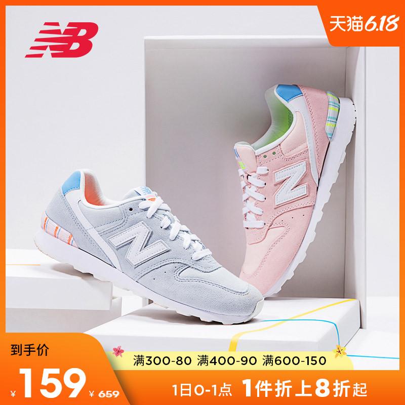 New Balance NB官方女鞋休闲鞋WR996OSC时尚鞋休闲运动鞋耐磨透气图片
