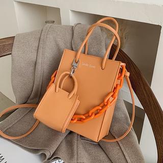 高级感洋气小包包女2020新款潮时尚百搭手提托特包网红爆款斜挎包