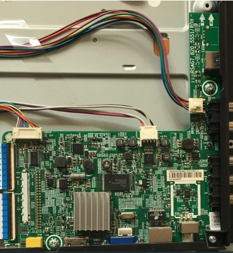 海信 原装 RSAG7.820.5551 机型LED32K20JD   90天质保