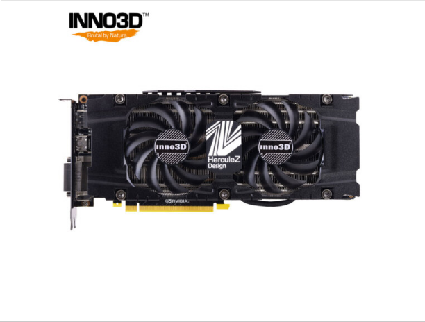映众(Inno3D)GeForce GTX 1070 Ti黑金至尊版 GDDR5 吃鸡显卡