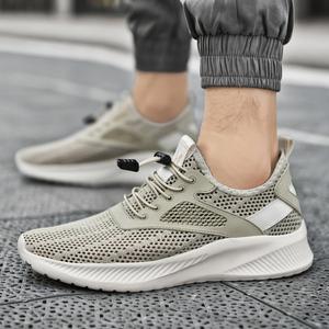 回力男士夏季网面鞋超轻便运动跑步鞋镂空透气防滑网布鞋日常休闲