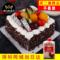 【烘焙奶油_总统淡奶油200ml】 进口动物性蛋糕裱花稀奶油原料