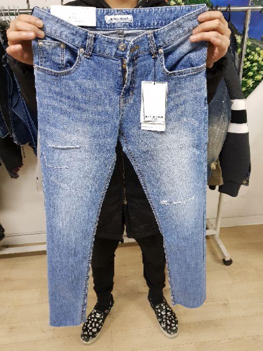 八202韩国正品春装冬季韩版简约新款男装裤子1166704