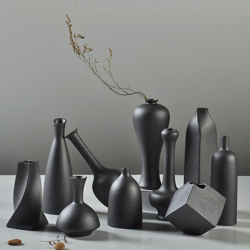 陶瓷小花瓶简约创意现代艺术花器