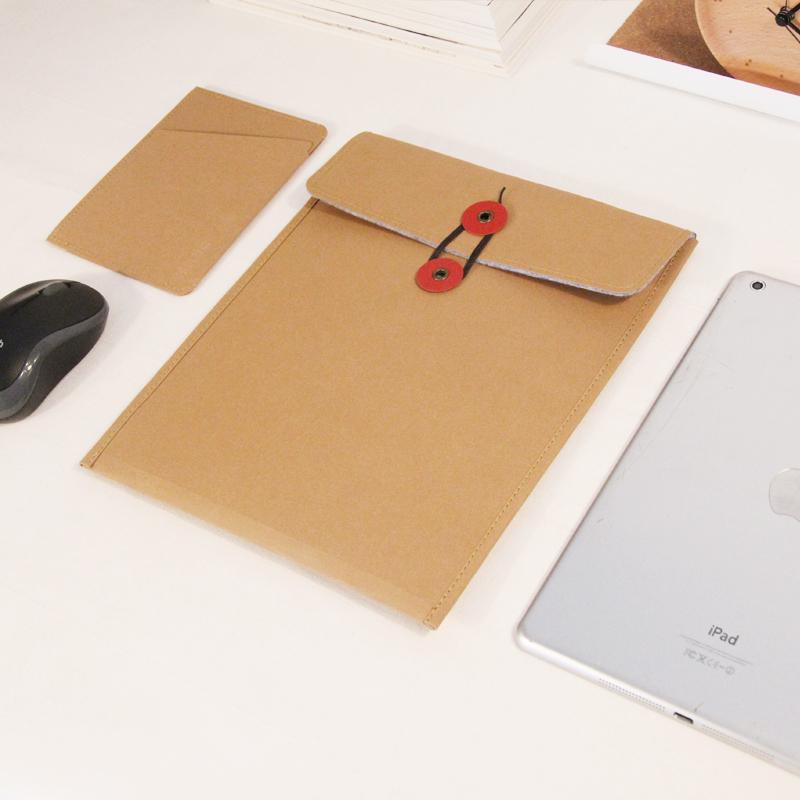 保护内胆包苹果平板电脑全包防摔 mini收纳牛皮纸
