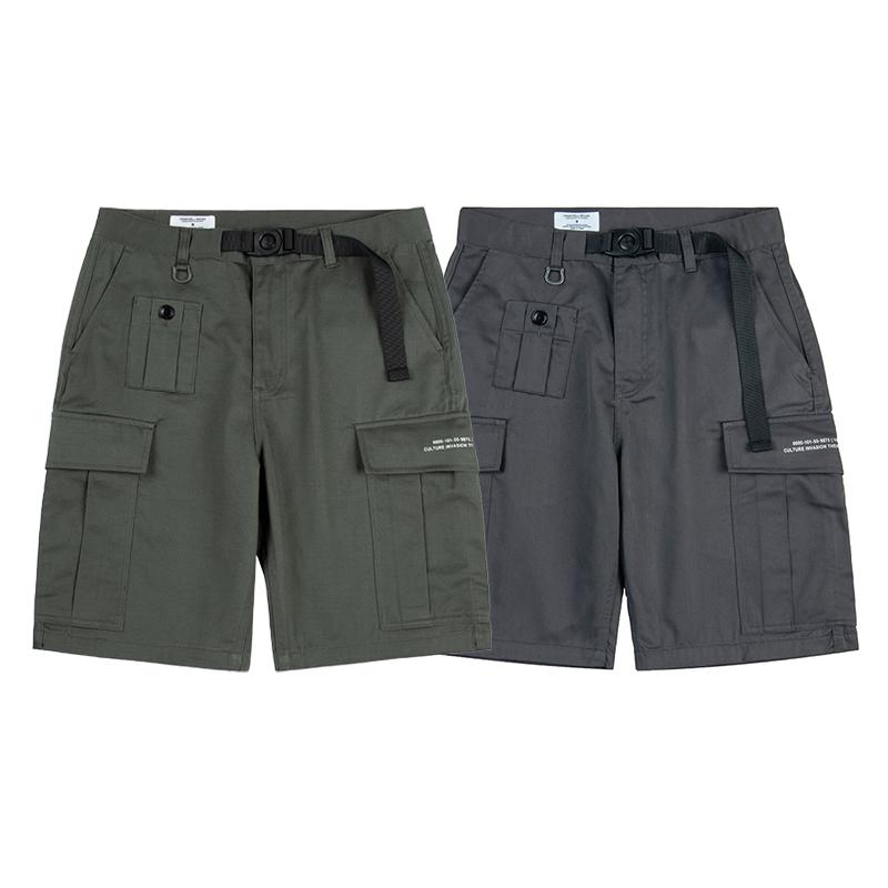 vermicelli vmcl 19ss插扣工装短裤11-27新券