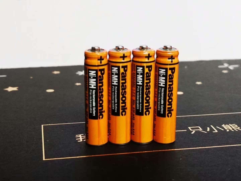 适合飞利浦 摩托罗拉 松下 步步高无绳电话子母机1.2V7号充电电池