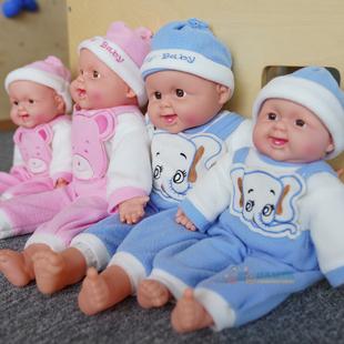仿真娃娃家过家家幼儿园区角布置区域小班材料儿童宝宝女孩玩具女