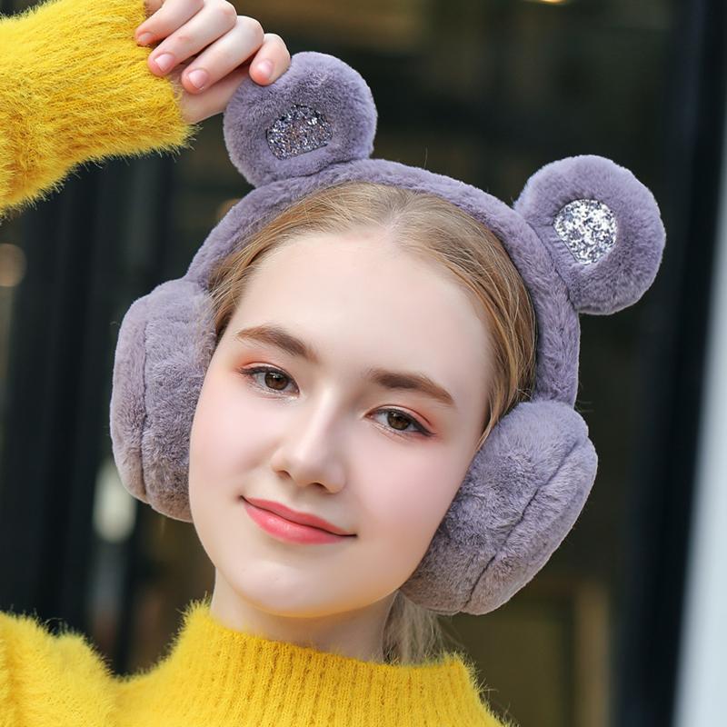 耳罩保暖女耳包耳套儿童耳罩男女冬护耳耳朵套冬季耳捂子冬天耳帽