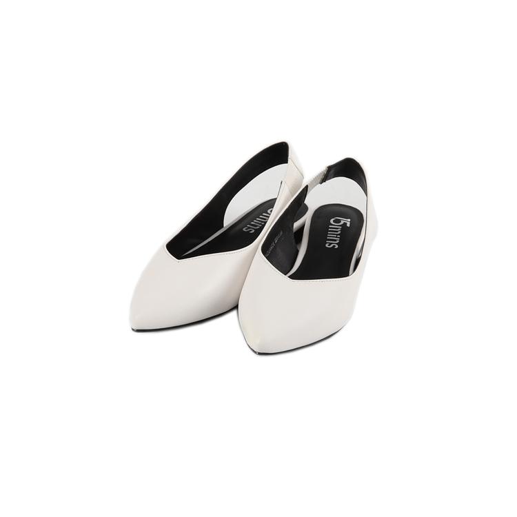 百系列春夏新款专柜撤柜白色女鞋10-21新券