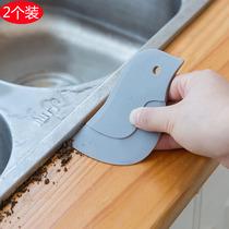 企鹅造型软刮刀厨房烘培小工具家用多功能烘焙刮板油板刮油渍刮子