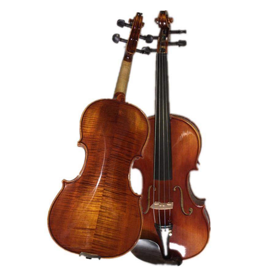 Все стороны природный шаблон в скрипка для взрослых ребенок 11 дюймовый -16 дюймовый начинающий тест уровень играя в скрипка