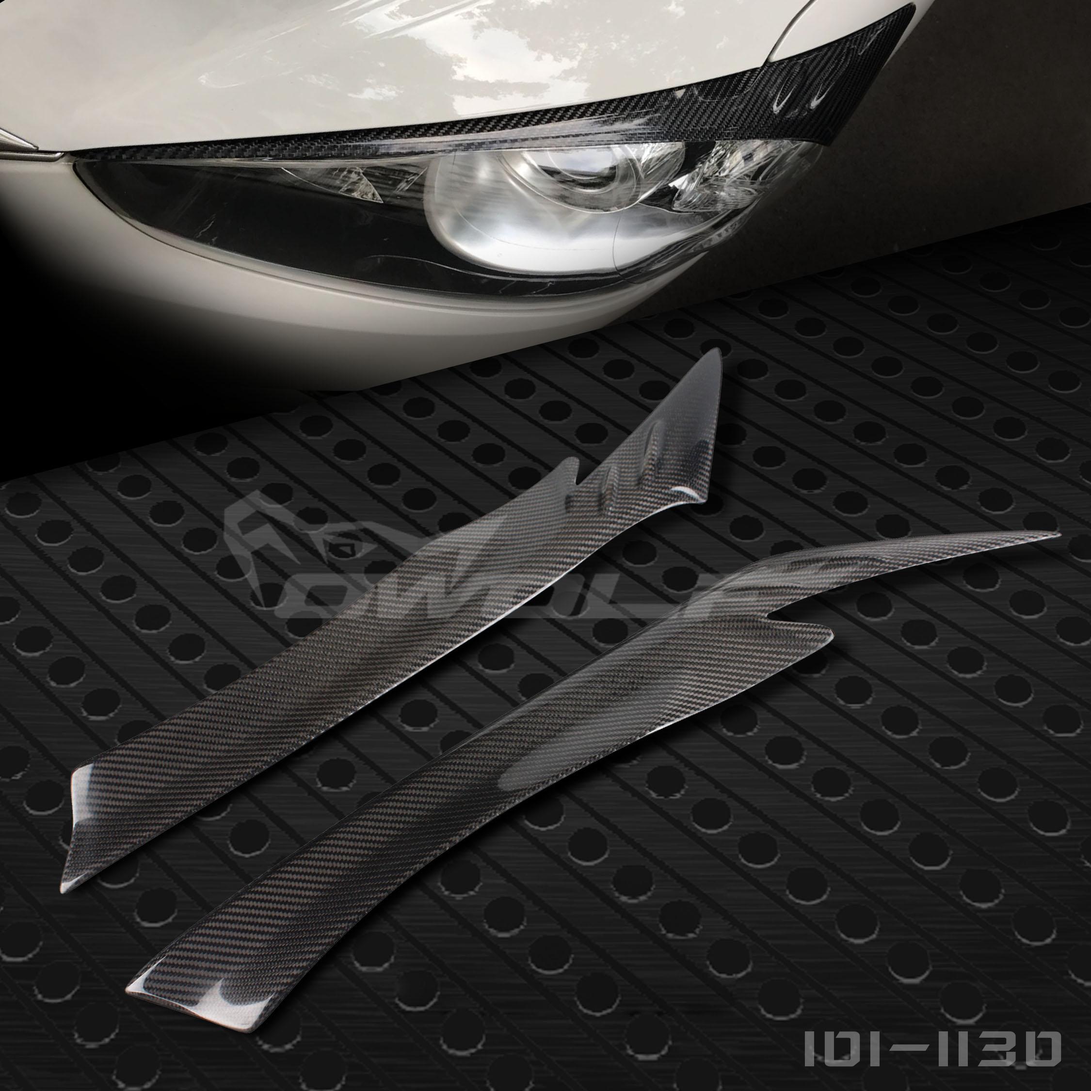 Mazda CX 5 ремонт углеродного волокна брови CX5 фары специальный блок солнце свет декоративный бровь паста B модельа наряд