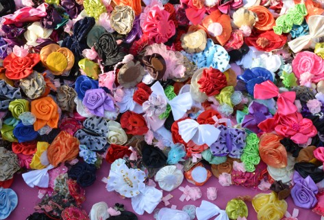 Разное модель руки работа нити с цветами 2.5 юань половина веса