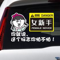 壁虎王车载饰品壁虎贴汽车用品3DPVC包邮汽车个姓壁虎车贴立体