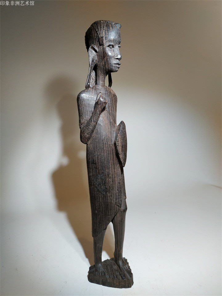 New products Limited imports from Africa ebony carving Marseilles mahogany furnishings home club soft decoration Kenya