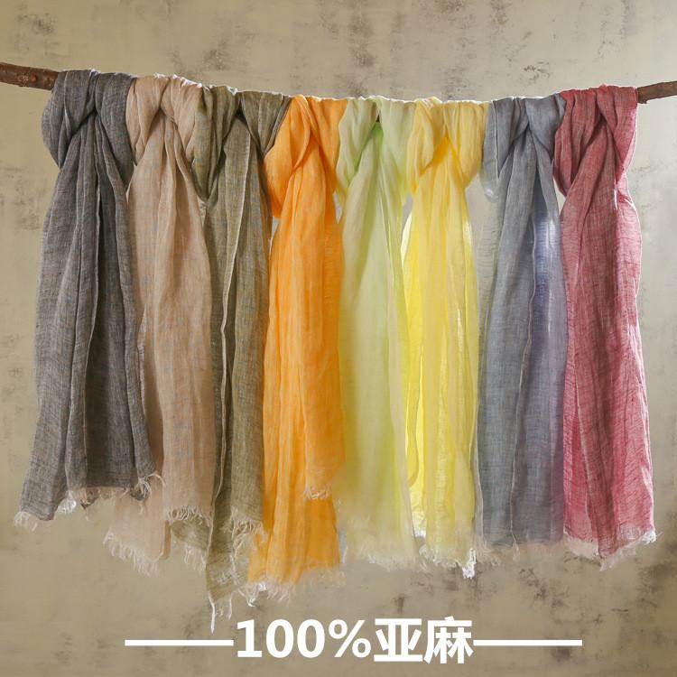 Женские шарфы из хлопка Артикул 40464461336