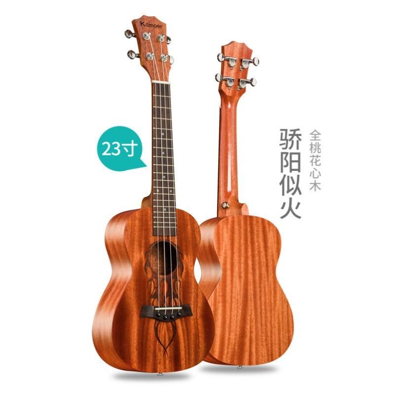 ギター入門男子ハワイ四弦琴音楽プレゼントウクレレ女子のかわいい初心者26