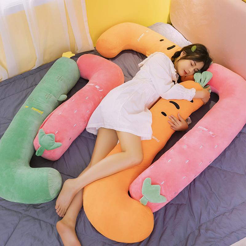 长条枕枕头女生床上大靠枕热销941件限时秒杀