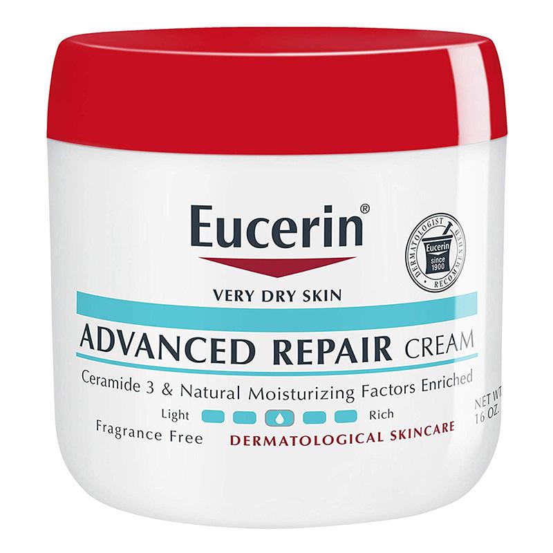 美国Eucerin优色林修复霜