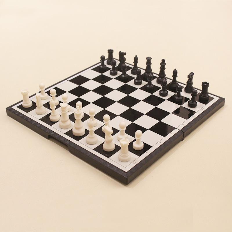 Двойной дракон шахматы инструмент магнитный сложить установите шахматы ребенок сокровище идти большой размер охрана окружающей среды смола шахматы