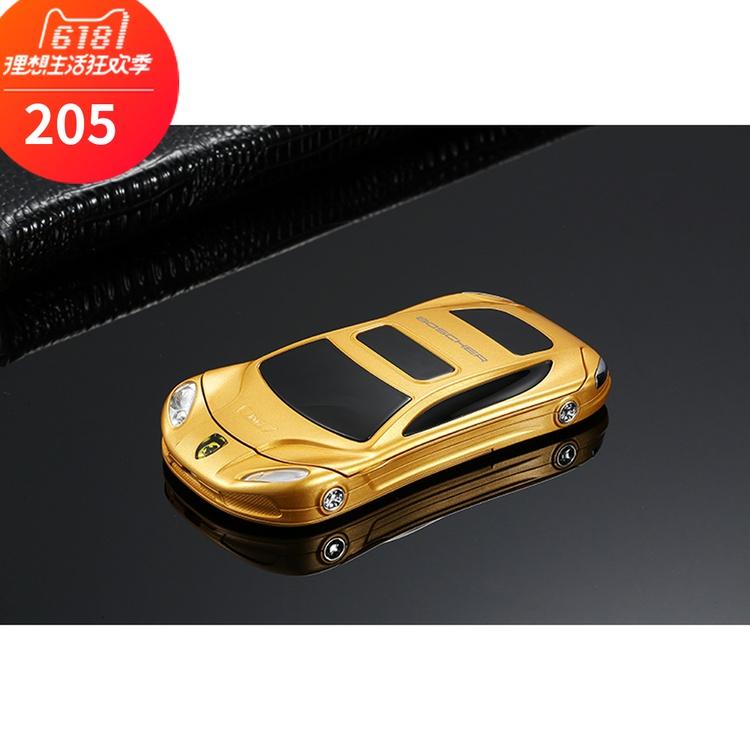 ulcool/?楽クールV 2+ガラス張りスポーツカー携帯タッチパネル手書き男女生金属携帯がクール