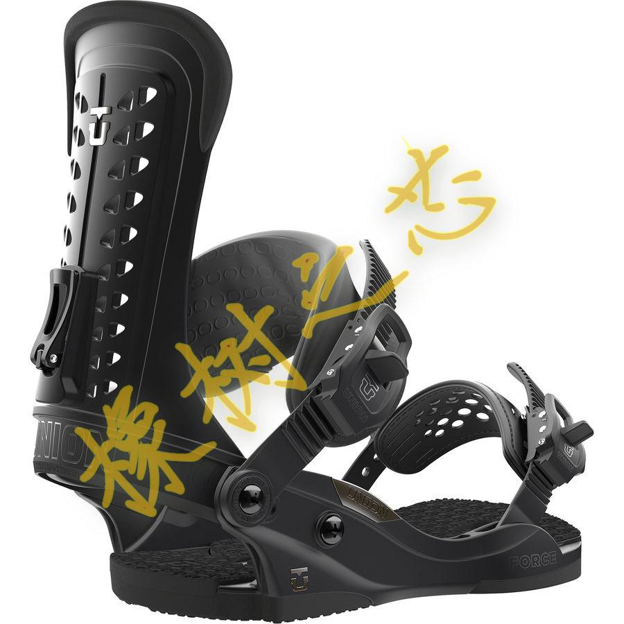 Сейчас в надичии Union Force 2018 17/18 многоборье катание на лыжах доска фиксированный устройство