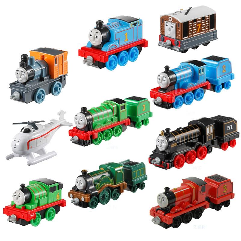 正品費雪托馬斯小火車托馬斯和朋友之合金火車頭兒童玩具車可連接