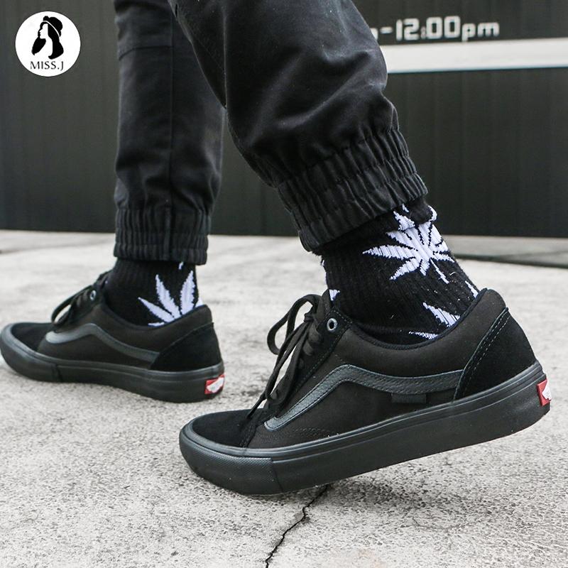 【金小姐】VANS正品Old Skool Pro经典款低帮板鞋 VN000ZD41OJ