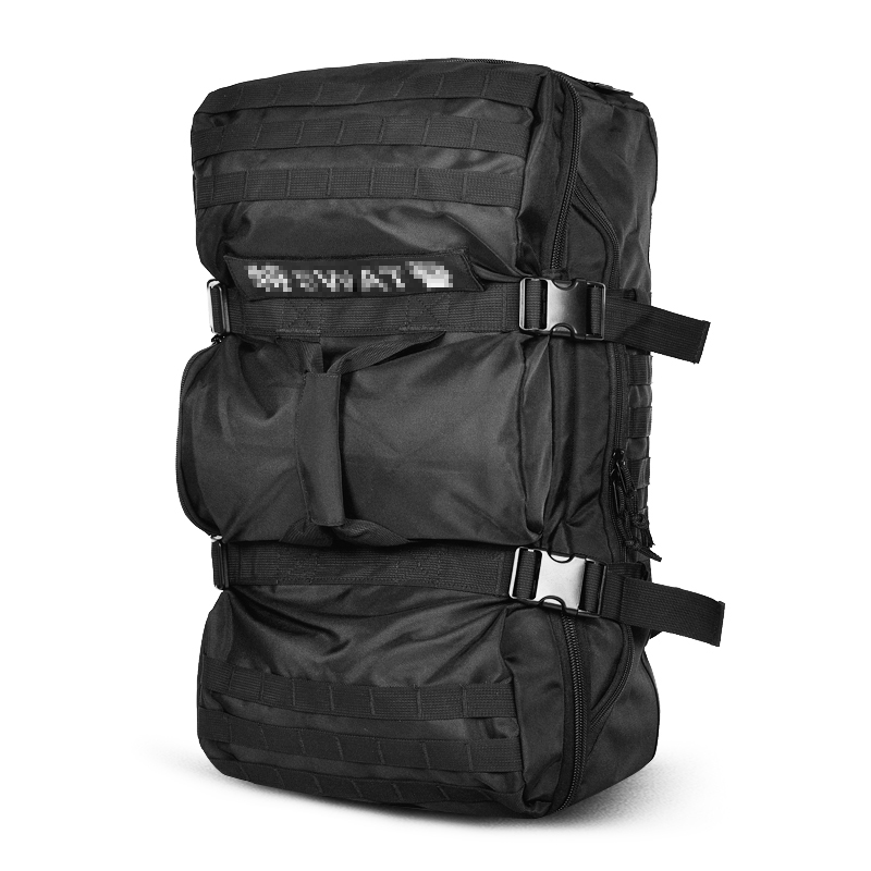 Outdoor camping travel li mountaineering mens and womens multi-functional large capacity backpack portable luggage equipment
