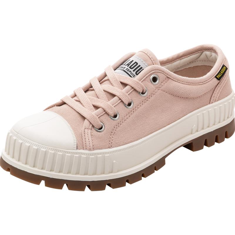 palladium帕拉丁pallashock情侣鞋用后反馈
