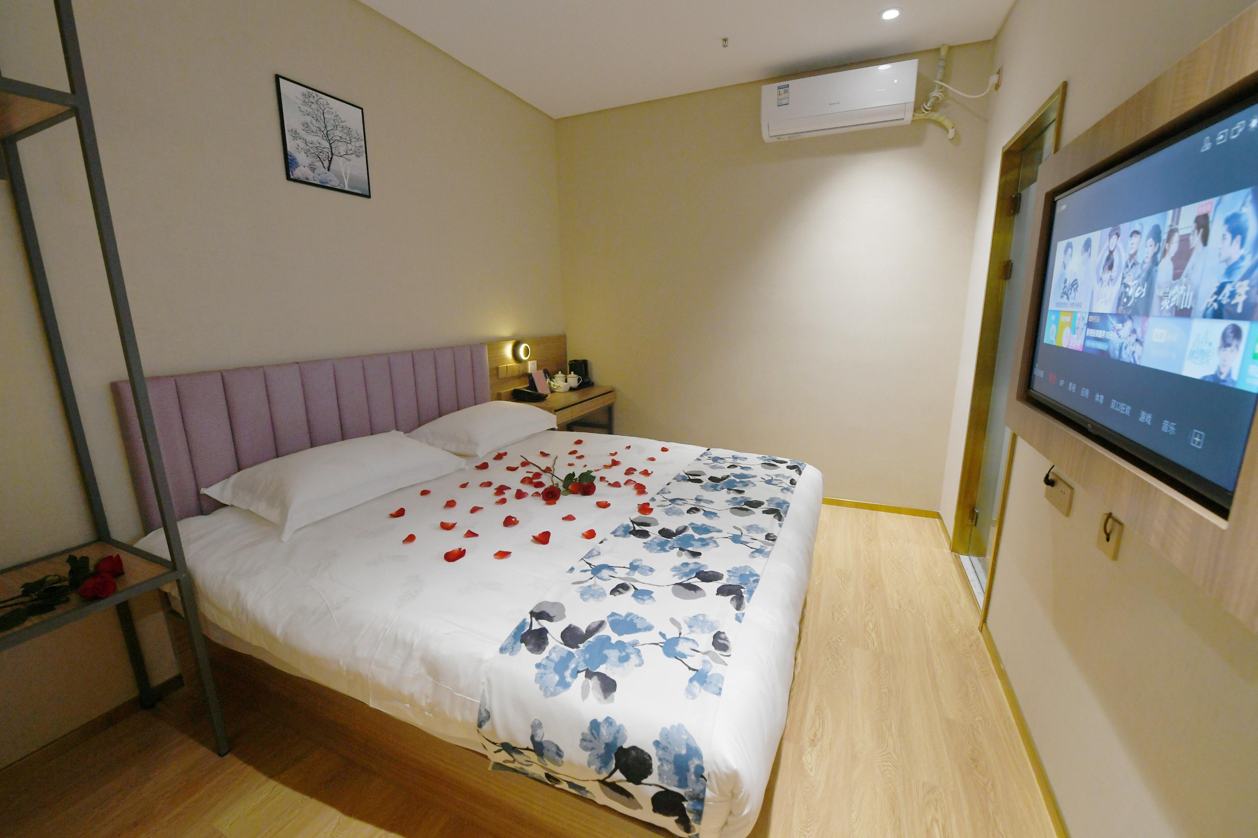中梦立方酒店(北京昌平地铁站店)舒睡大床房