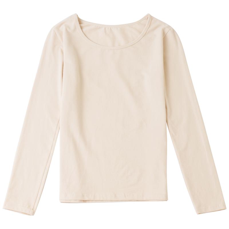 秋衣女士纯棉2020年新款套装打底衫质量如何