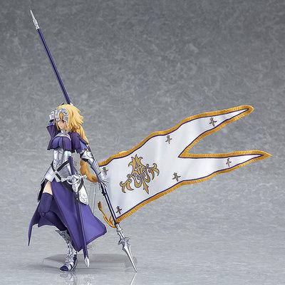 Fate/Grand Order圣女figma366 贞德达尔克Ruler可动手办模型人偶