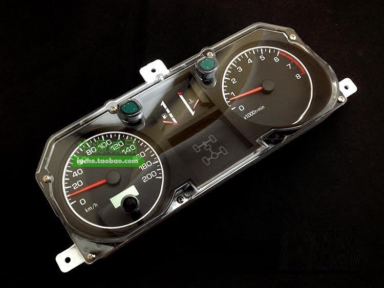 仪表盘适用猎豹奇兵黑金刚Q6V31V32V33V43里程转速怠速水油表组合