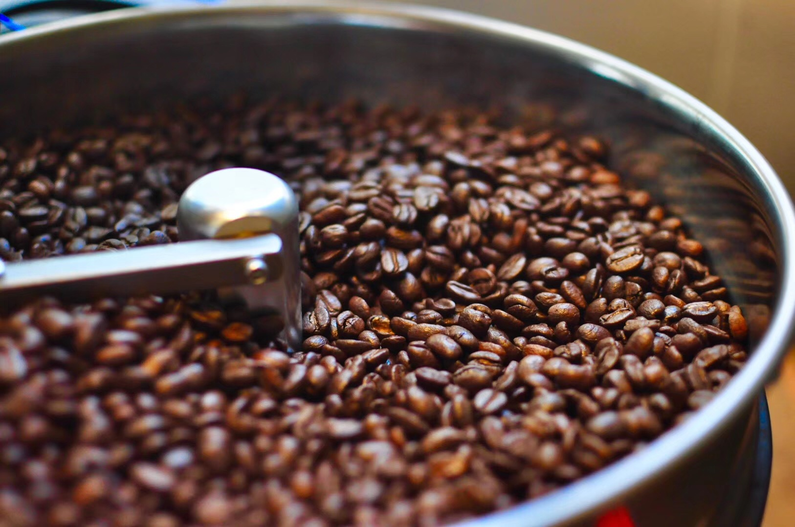Yunnan Xiaoli coffee beans fresh roasted single coffee, sold directly by deep mountain coffee farmers, can replace the grinding powder 227g