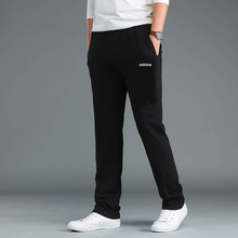 Adidas Pants Men Fall Trend New Genuine Men's Leisure Pants Loose Straight Cylinder Sports Pants
