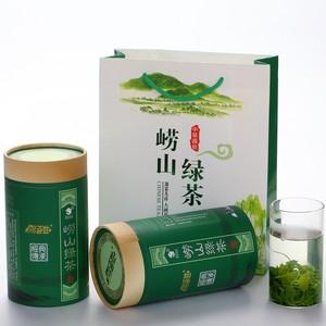2019年豆香崂百姓崂山茶崂山绿茶