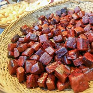 【前童香干】宁海特产豆腐干前童古镇豆腐老豆腐空心豆腐香干500g