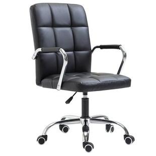 電腦椅家用遊戲靠背辦公椅子粉色可愛yy主播直播凳子舒適專用座椅