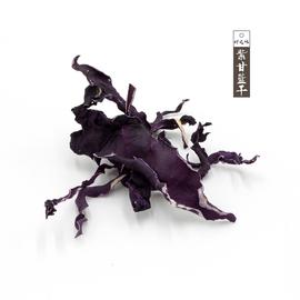 农家土特产 甘蓝干 有机紫甘蓝菜干 干菜干货 脱水蔬菜 包邮