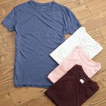 白菜牛货90斤--330斤欧单彩色短袖T恤男打底单穿半袖衫有特大码