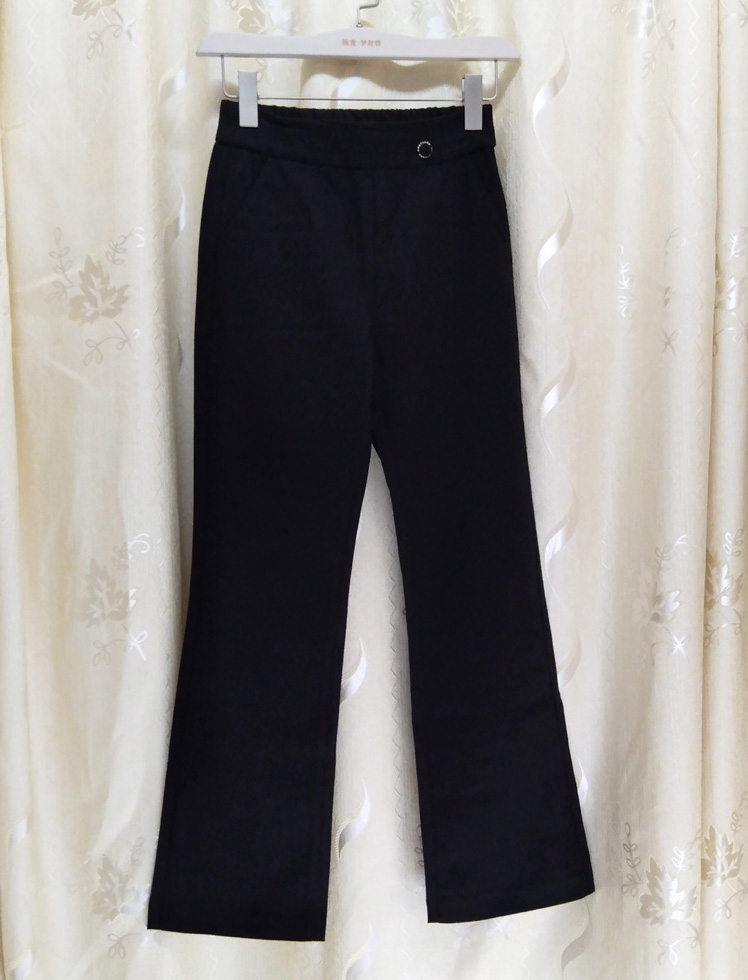 Mengshuya autumn 2019 new products fashionable and versatile bell bottoms 19388369-10