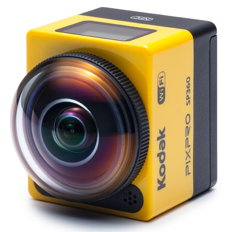 Kodak / Kodak sp360 motion camera 1080p HD Mini Aerial Digital Camera