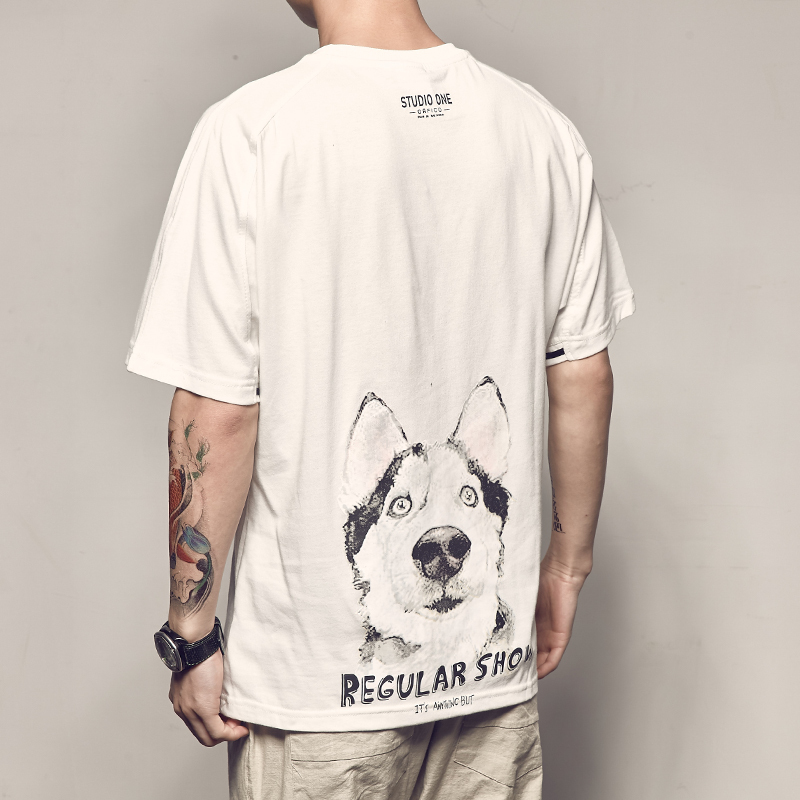 t shirt galliano homme